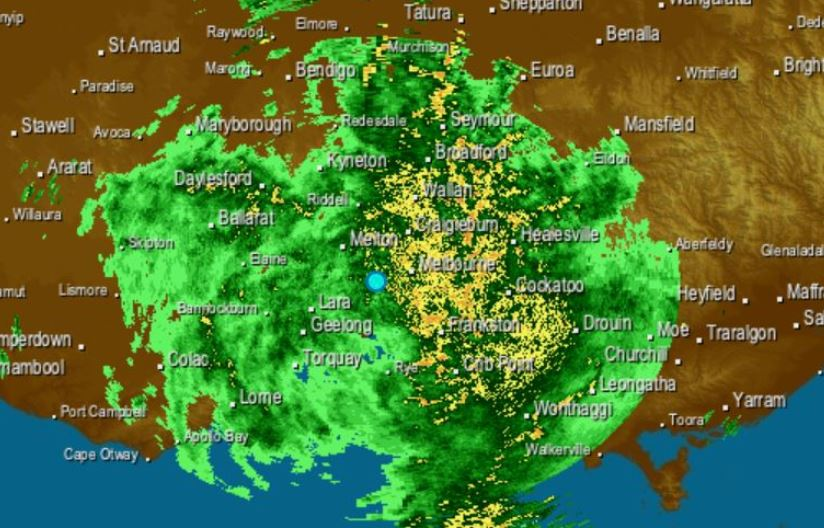 Melbourne deluge 2